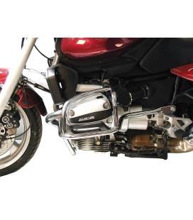 Pare cylindre BMW R850R - R1100R / Hepco-Becker Chrome