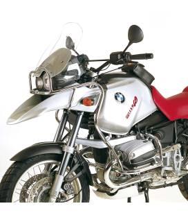 Protection réservoir BMW R1150GS 2000-2004 / Hepco-Becker Silver