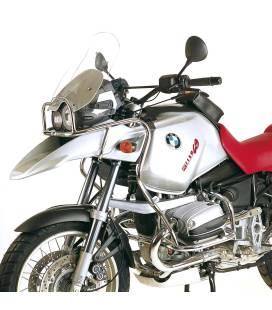 Pare cylindre BMW R1150GS Adventure - Hepco-Becker Chrome