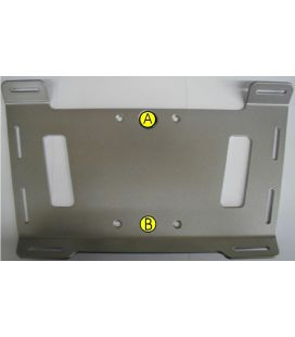 Extension porte bagage R1150GS Adv / Hepco-Becker 800634 00 09