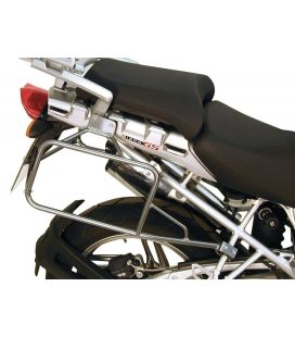 Supports valises BMW R1200GS 2004-2007 / Hepco-Becker Silver