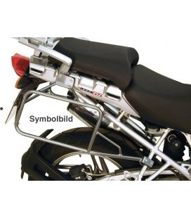 Supports valises BMW R1200GS 2004-2012 / Hepco-Becker Black