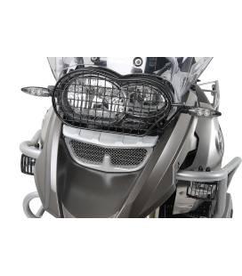 Grille de phare BMW R1200GS 04-12 et Adventure 06-13 / Hepco-Becker