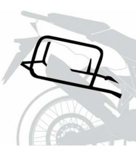 Supports valises BMW R1200GS 2004-2007 / Hepco-Becker Lock-It Black