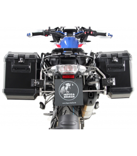 Kit valises BMW R1250GS - Hepco-Becker Xplorer Noir