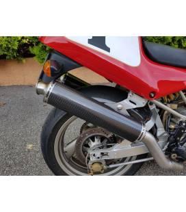 Silencieux Hauts Ducati 750 / 900 Supersport 1991 à 1997 - Silmotor
