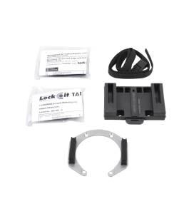 Support sacoche réservoir BMW R1200R - Hepco-Becker 506676 00 09