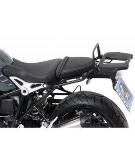 Support top-case BMW R nineT Pure - Hepco-Becker Alurack