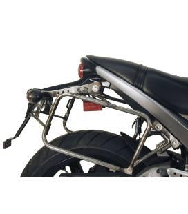 Supports valises BUELL Lightning XB9SX / XB12 - Hepco-Becker Lock-It