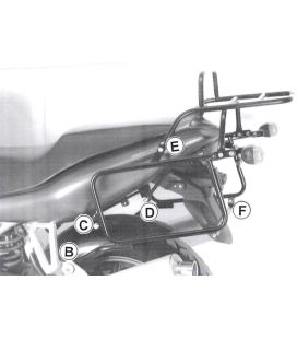 Support complet Ducati 944 ST 2-3-4 (1997-2003) / Hepco-Becker