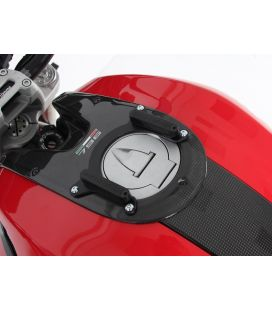 Support sacoche réservoir Ducati Monster 796 2010-2016 / Hepco-Becker