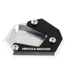 Patin de béquille Honda CB125R 2018-2020 / Hepco-Becker 42119507 00 91