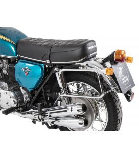 Supports valises Honda CB750 Four - Hepco-Becker 653997 00 02