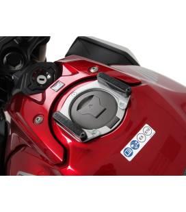 Support sacoche réservoir Honda CB650R 2021- / Hepco-Becker