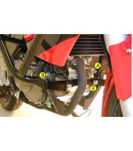 Protection moteur Honda CBR125R (07-10) / Hepco-Becker 501936 00 01