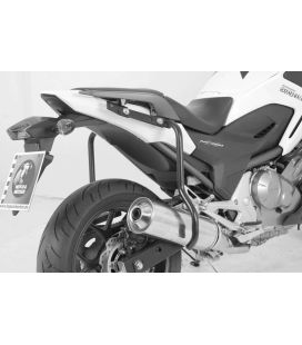 Protection arrière Honda NC700S-750S / Hepco-Becker 504970 00 01