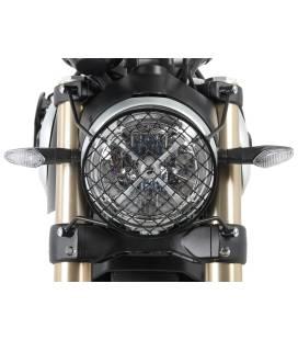 Grille de phare Scrambler 1100 2021- / Hepco-Becker 7007616 00 01