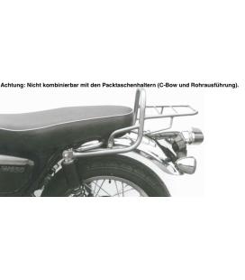 Support top-case Kawasaki W650 / W 800 - Hepco 650284 01 01