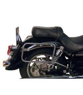 Supports valises Kawasaki VN 1600 Classic - Hepco 650295 00 02