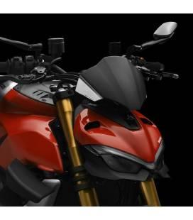 Saute-vent avec kit de montage Ducati Streetfighter V4 1100 - Rizoma