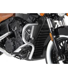 Protection moteur Indian Scout/Sixty 2015- / Hepco-Becker Chrome