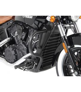 Protection moteur Indian Scout/Sixty 2015- / Hepco-Becker Black