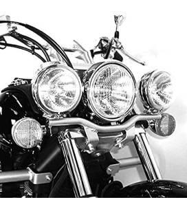 Phares additionels Honda VTX 1800 - Hepco-Becker 400920 00 02