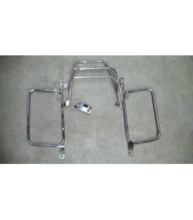 Supports bagages Kawasaki Z 1300 - Hepco-Becker 650224 00 02