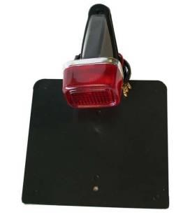Feu arrière avec plaque BIHR RACING 009.Équipement route – 780551 –  €