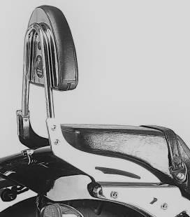 Sissybar Honda VT 750 D2 Black Widow - Hepco-Becker 600918 00 02