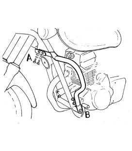 Protection moteur Kawasaki EL 125 - Hepco-Becker 501215 00 02