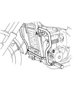 Protection moteur Kawasaki EN500 (96-03) - Hepco-Becker 501210 00 02