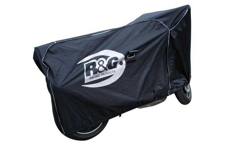 housse de protection exterieur pour moto rg racing bc0006bk. Black Bedroom Furniture Sets. Home Design Ideas