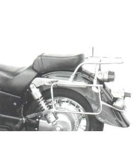 Support top-case Kawasaki VN 1500 Classic - Hepco 650274 01 02