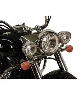 Phares auxilliaires Kawasaki VN 1600 Classic - Hepco-Becker 400295 00 02