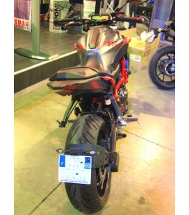 Support de plaque Yamaha MT-07 / ACCESS DESIGN SPLRY019