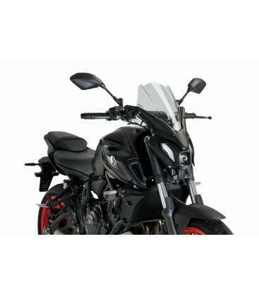 Bulle Yamaha MT-07 2021- Touring Puig 20619H