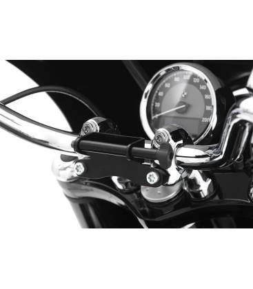 Support pour fixation appareil BMW R18 - Wunderlich 18900-000