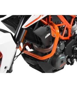 Protection moteur KTM 390 DUKE 2017- Hepco-Becker Orange