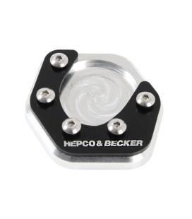 Patin de béquille KTM 390 DUKE - Hepco-Becker 42117555 00 91