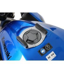 Support sacoche réservoir Kawasaki Z125 - Hepco-Becker 5062536 00 09
