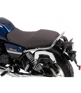 Supports sacoches Moto-Guzzi V7 850 2021- / Hepco-Becker Chrome - 630556 00 02