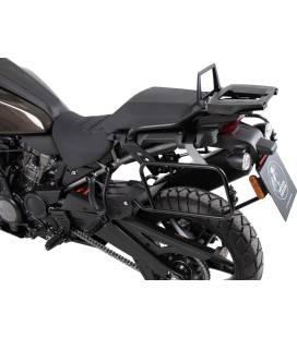 Support top-case Harley-Davidson Pan America - Hepco-Becker Alurack Black