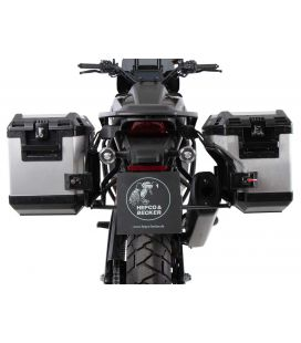 Kit valises Harley-Davidson Pan America - Hepco-Becker Alu