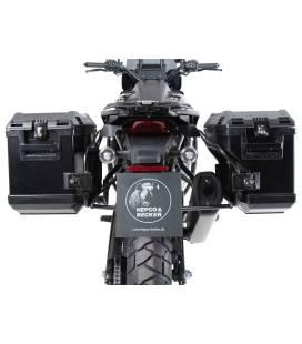Kit valises Harley-Davidson Pan America - Hepco-Becker Black