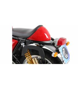Supports sacoches Royal Enfield Continental GT 535 - Hepco-Becker C-Bow