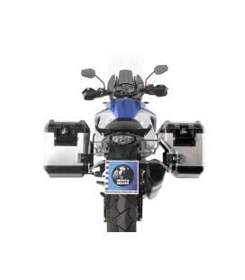 Kit valises KTM 1090 Adventure - Hepco-Becker Silver