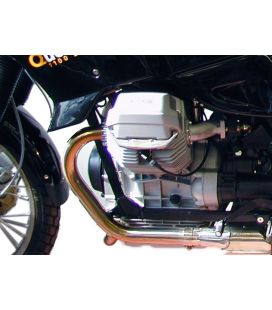 Protection moteur Guzzi Quota 1000 - Hepco-Becker 501503 00 01