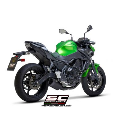 Ligne complète Kawasaki Z650 2021 - SC Project K26E-C103MB
