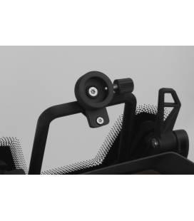 Adaptateur Wunderlich MultiClamp pour tubes ronds de 12 mm - noir